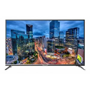 Телевизор Hyundai H-LED49F501SS2S Smart Silver в Золотом фото